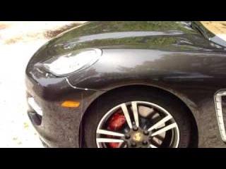 porsche panamera turbo (sexy color)