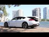 Porsche Panamera 4S 2014 | 6 movimientos sexy
