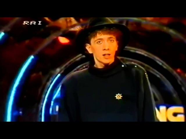 Savage - Don't Cry Tonight(Live@Discoring,RAI TV,1984,Italy)