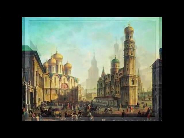 Русский художник Алексеев Федор Яковлевич