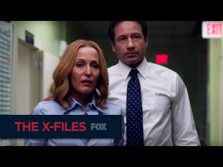 THE X-FILES | The Truth Revealed: Mulder and Scully