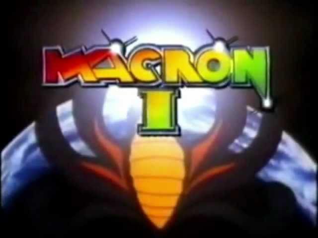 Макрон 1 (начальная заставка macron one)