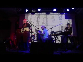 Samosad Bend live at Winter Dub Session in The Place club, Sankt-Peterburg, 28.02.2016 Part 1