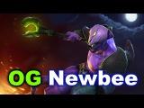 OG vs Newbee - WHAT A GAME! - EPICENTER Dota 2