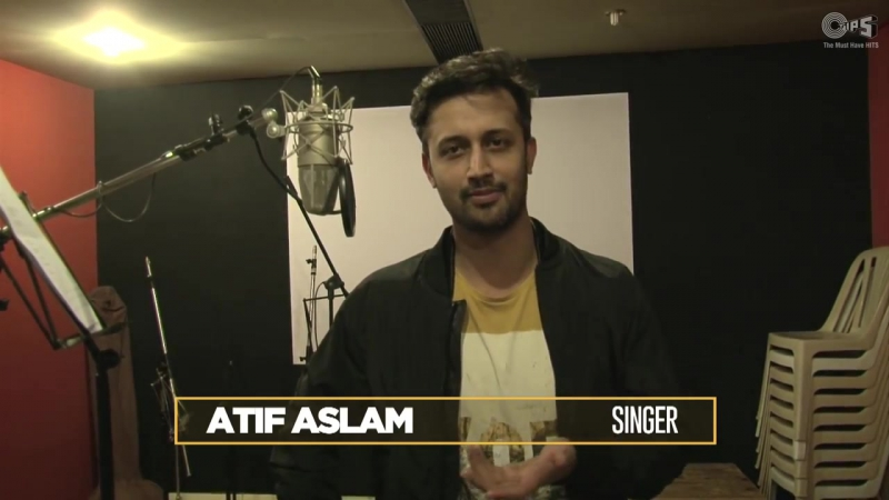 Making Of AtifAslam 's Song Mar Jaayen From Movie Loveshhuda
