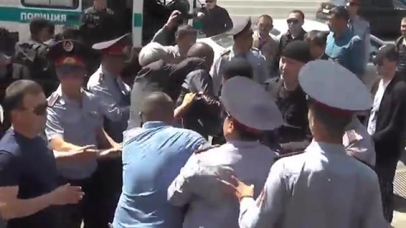 Митинги 21 мая 2016 в Алматы Уральск Семей Астана Митинг21 шалкет жерсатылмасын 1