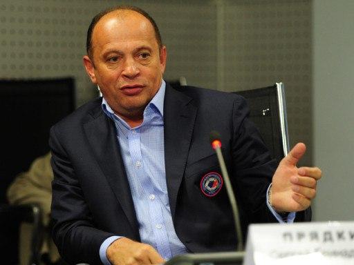 Сергей Прядкин: бюджет РФПЛ на сезон-2015/16 составляет более 2,5 млрд рублей