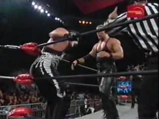 Sting vs Kevin Nash - WCW_Millenium_Final