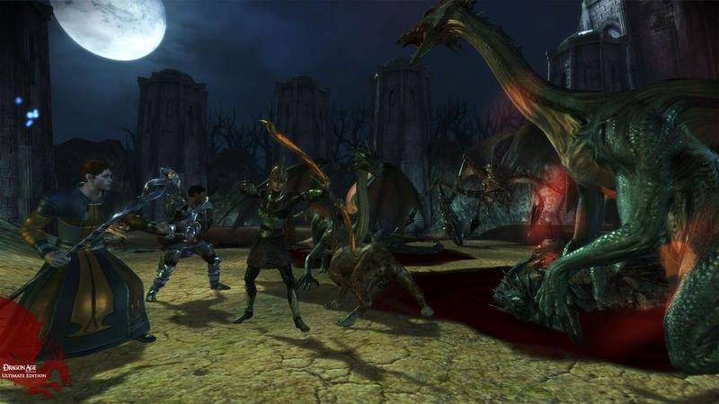 Dragon Age: Origins - Ultimate Edition (2010) PC - Скриншот 3