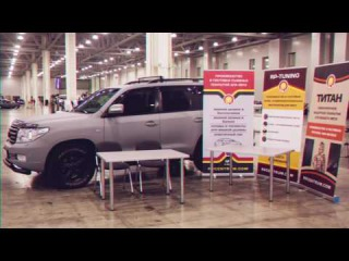 Rubber paint - промо ролик Moscow Tuning Show 2016
