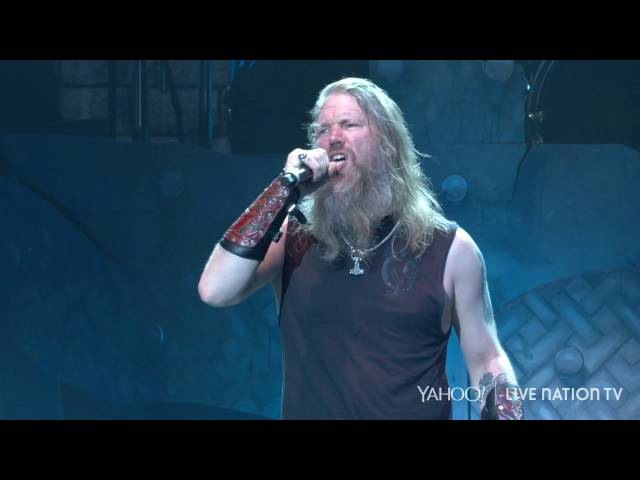 AMON AMARTH (2016.05) Los Angeles, CA. [PRO-720p]
