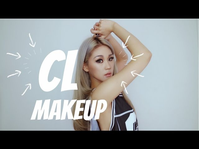 [MAKEUP] 2NE1 CL MAKEUP TUTORIAL 씨엘 메이크업