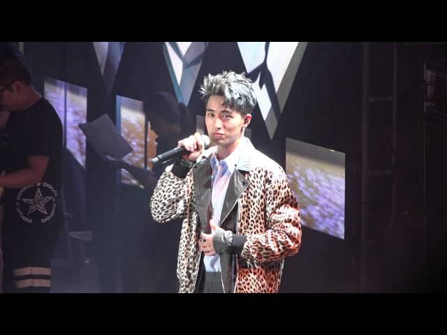 160625 허위주 콘서트 - 慢慢走 (만만주)