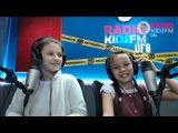 Котенок и Божья коровка на Radio Kids FM Уфа!