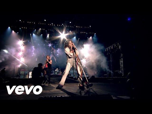 Aerosmith - Walk This Way - Live At Donington Park / 2014
