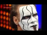WWE Triple H vs Sting 2015 full mach