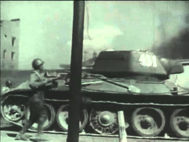 Tank T-34-76 (model 194243)
