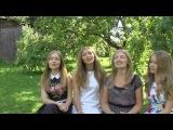 Пишутся прекрасные пейзажи.Сёстры Рыбачек Мария (Сурикова), Лилия (Морозова), Олеся и Алина