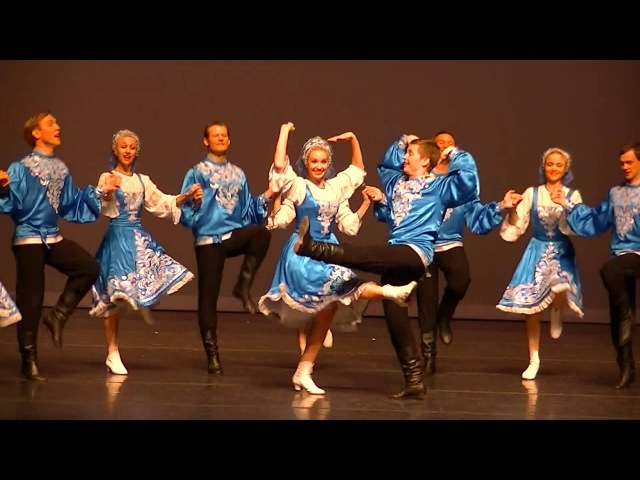 National Dance Company of Siberia at North Shore Center Skokie IL October 13 2015 part 1