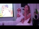 Невеста поёт. Дорогая свадьба. Китаец и русская - самая красивая свадьба.