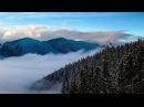 Неймовірні Карпати За хмарами Incredible Carpathians Behind the clouds