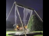 The coolest swing Ive ever seen!