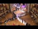 Opernredoute 2014 Eröffnung Generalprobe