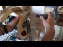 Самодельный подъемник дисковой пилы для циркулярного станка на канале Столярны...