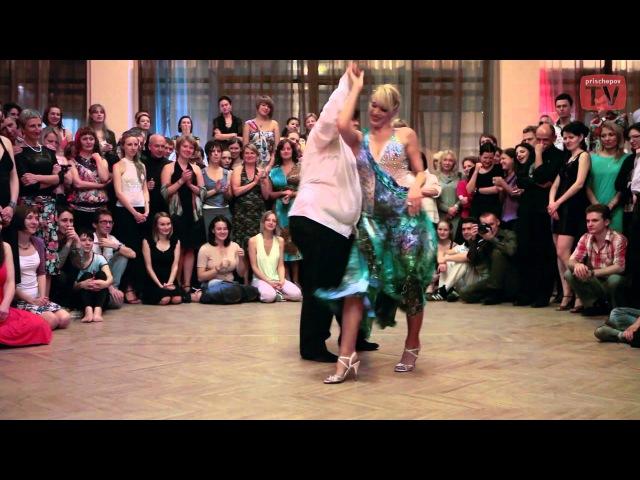Alejandra Mantinian Aoniken Quiroga, Moscow, (4-4), prisсhepov.ru, archive video, tango