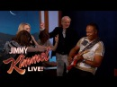 Ray Parker Jr. - Ghostbusters (Bill Murray, Dan Aykroyd, Melissa McCarthy, Kristen Wiig, Kate McKinnon, Leslie Jones, Ernie Hudson and Annie Potts dance) (Jimmy Kimmel Live)