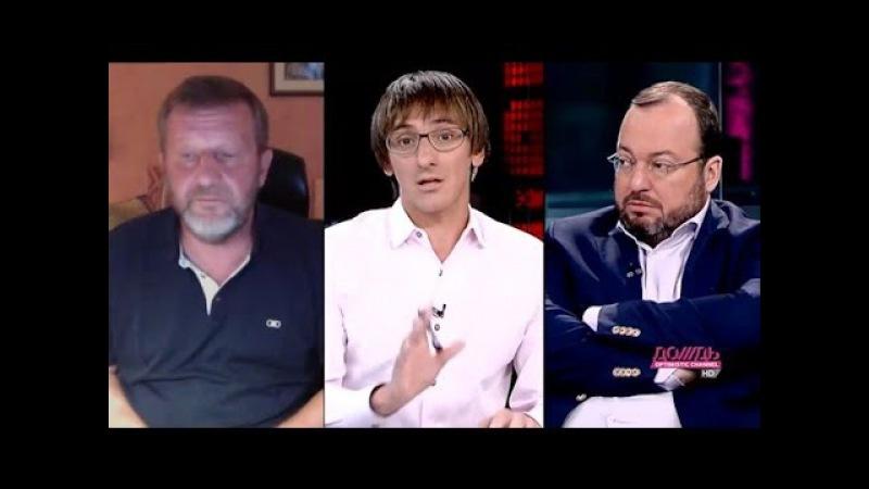 Дебаты Белковского и Коха. Полная версия (19.08.2015)