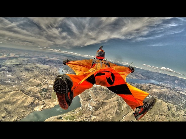 Extreme Life: Wingsuit