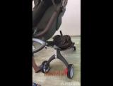 Краткий видео обзор коляски 2 в 1 DouxBebe V4