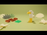 LEGO® DUPLO®: строим аиста