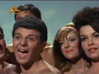 ◄Bikini Beach(1964 )Пляж Бикини*реж.Уильям Эшер