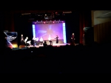 общий танец МИСТЕР СТУДЕНТ ОГУ 2016, исполяют Иван Громоздин(мистер огу 2015) и Артур Усманов(мистер огу 2014)