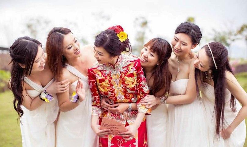4IgPuUy82N0 - Обязанности гостя на китайской свадьбе
