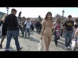 Adela Nude in Public 4
