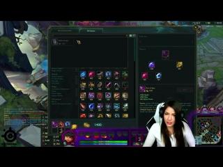 KayPea (KP) - Stream Highlights #43 - Goofy Moments - League of Legends (LOL)