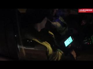 Новая украинская полиция отличается повышенной толерантность  - Полиции НЕТ , есть беспредельщики !!! trailer
