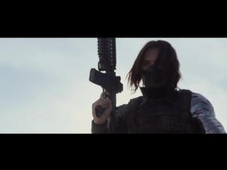 Баки Барнс и суровый русский язык (Первый Мститель: Зимний солдат)