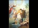 Ансамбль духовной музыки Светилен Кант на Богоявление Вонми небо
