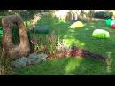 Как красиво оформить свою дачу Ландшафтная выставка на ВДНХ Сады и люди