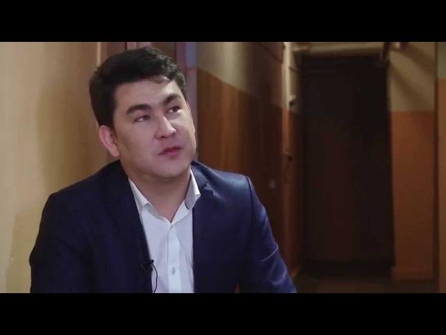 УрбанИя с Азаматом Мусагалиевым
