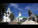 Ярославль - чудо-город на Волге Yaroslavl - the wonderful city on the Volga