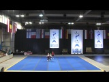 ECC 2015 - SCGS - Titans (Russian Cheerleading Federation, RU)