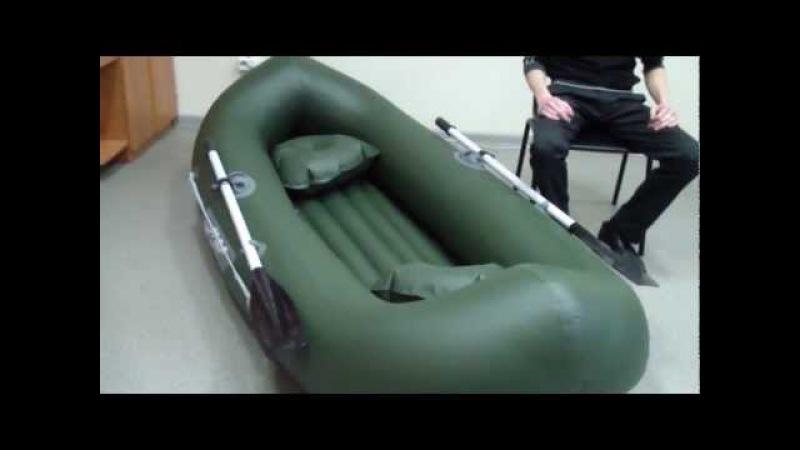 Видеообзор лодки Мнев Вуокса V240 от сайта v-lodke.ru