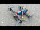 Коптер с НИТРО ... Пентакоптер Foxtech Screamer 250 AT9