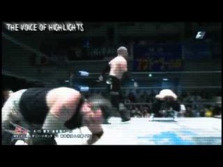 The Voice of Highlights: Havoc & Masada vs Miyamoto & Kodaka