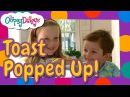 Toast Popped Up | Fun Kitchen Childrens Song by The Oopsy Daisys